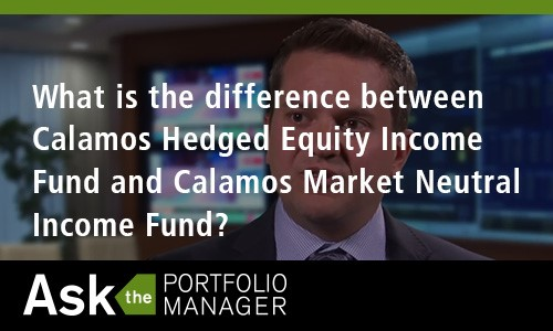 There are 3 Types of Fixed Income Managers | Calamos Investments