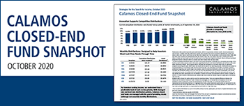 closed-end fund snapshot