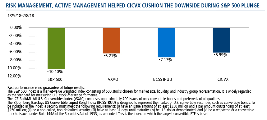 risk management active management cushion