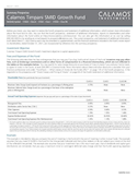 calamos-timpani-smid-growth-fund-summary-pro.pdf