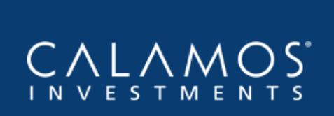 Calamos investments internships michael azzinaro banc of america investments